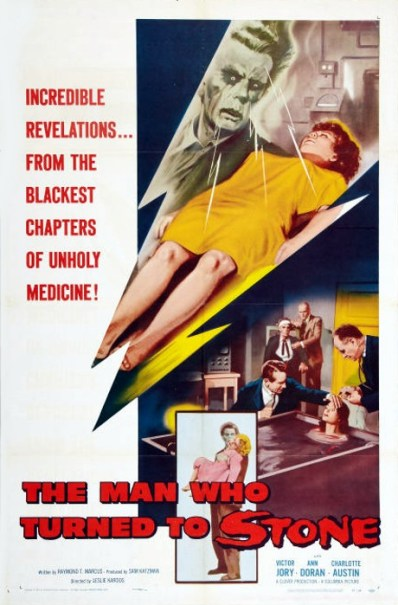 the-man-who-turned-to-stone-one-sheet-1957