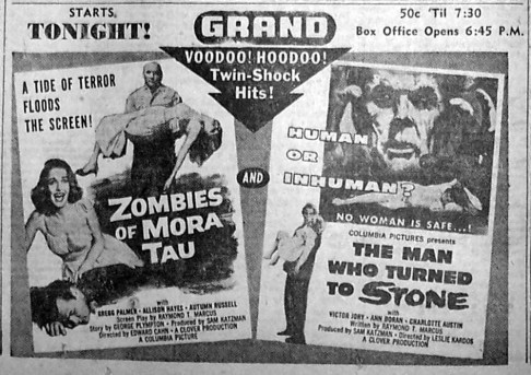 Zombies-of-Mora-Tau-Man-Who-Turned-to-Stone-Voodoo-Hoodoo-ad-mat