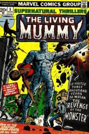 supernatural-thrillers-issue-5-the-living-mummy-marvel-comics