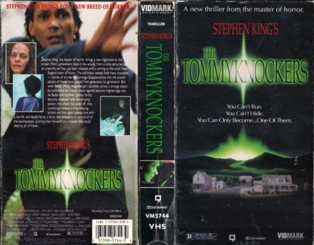 Tommyknockers-Vidmark-VHS-sleeve