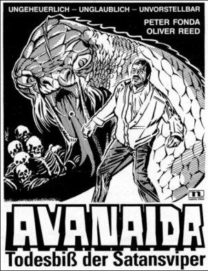 Avanaida-Spasms