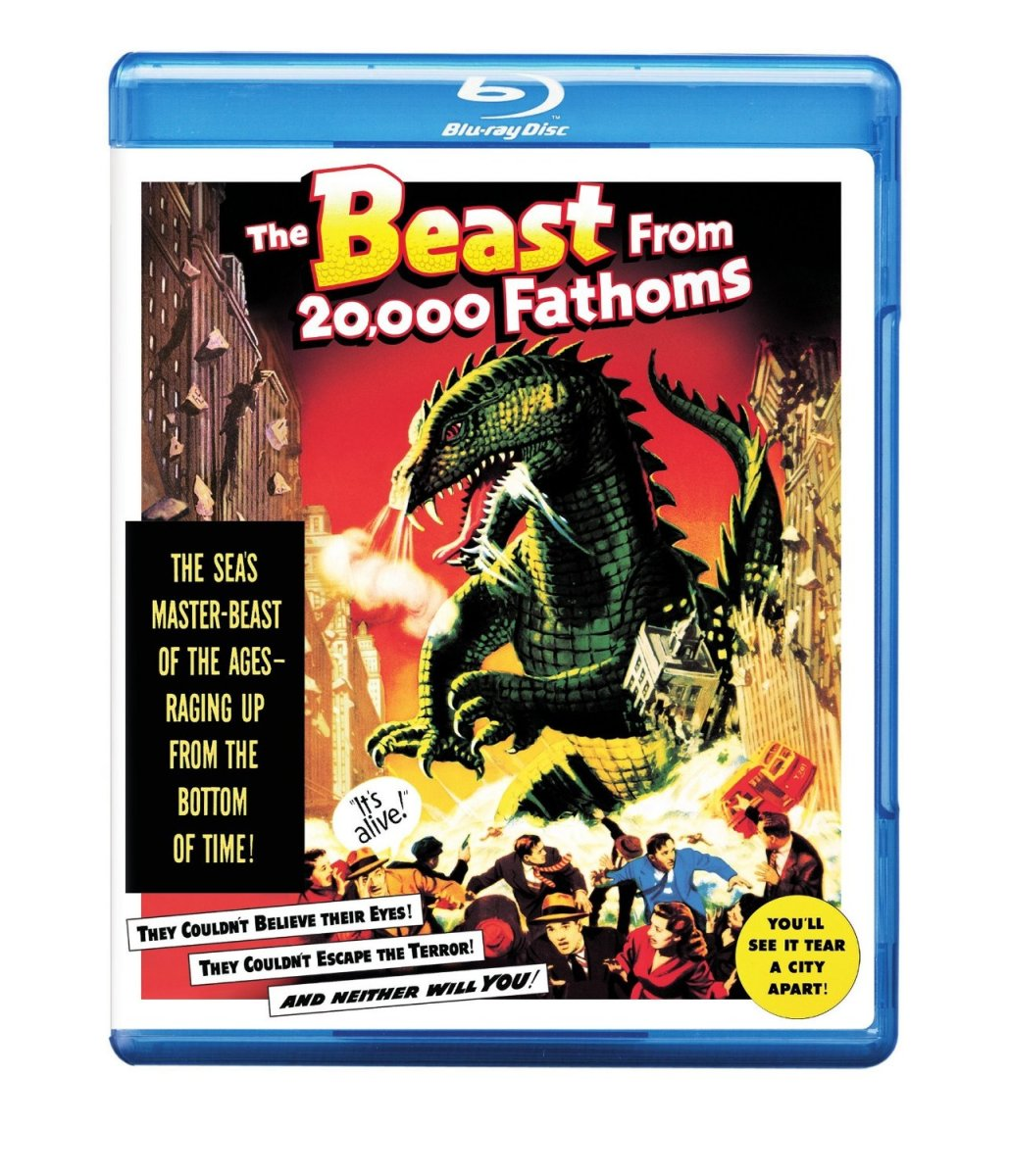 MOVIES & MANIA | The Beast from 20,000 Fathoms – USA, 1953 – reviews
