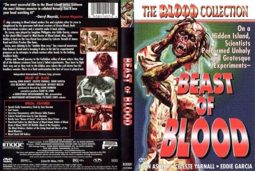 beast of blood dvd9
