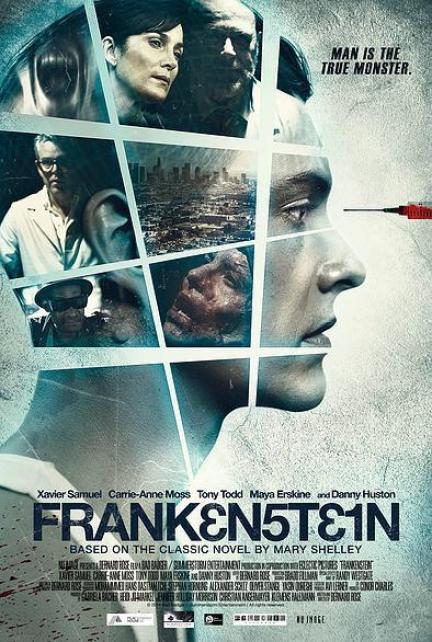 Frankenstein-Poster