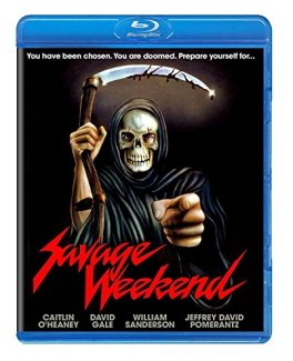 Savage-Weekend-Kino-Lorber-Blu-ray