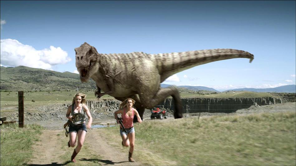 Cowboys Vs Dinosaurs (2015) Review - Movie Reviews