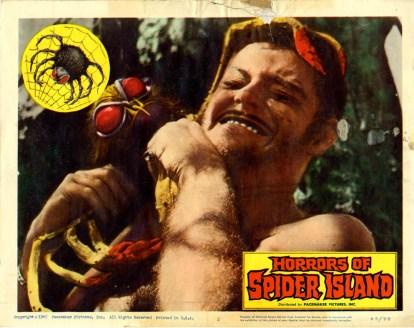 Ein Toter Hing Im Netz - The Horror of Spider Island - 1960 - 000