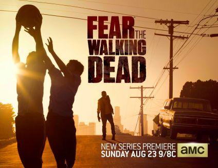 Fear The Walking Dead - Fear The Walking Dead _ Season 1, Key Art - Photo Credit: Frank Ockenfels 3/AMC