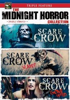 Scarecrow-triple-DVD