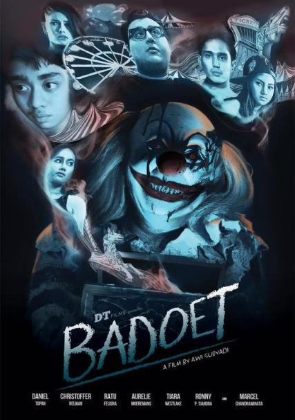 Badoet-2015-Indonesian-clown-horror-movie-Poster
