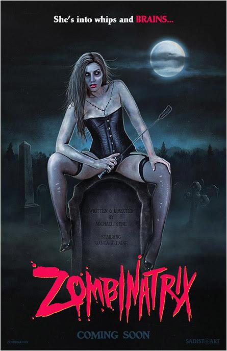 Zombinatrix-poster