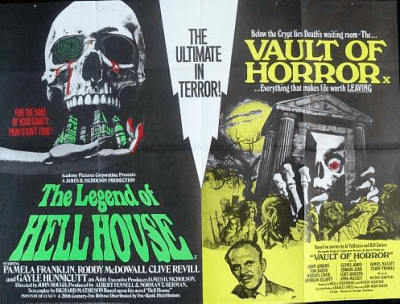 Legend-of-Hell-House-Vault-of-Horror-British-quad-poster
