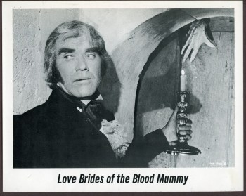 Love Brides Of The Blood Mummy 3