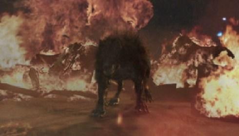 MONSTERWOLF – Syfy Original Movie – Pictured: Monsterwolf – Photo by: Syfy