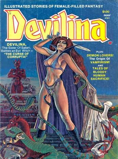 Devilina-May