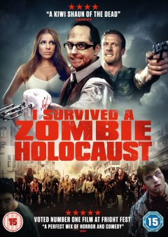 I Survived a Zombie Holocaust _DVD