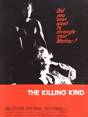 The Killing Kind Strangle Your Mother Ann Sothern John Savage