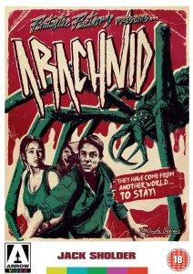 Arachnid-Arrow-Video-DVD
