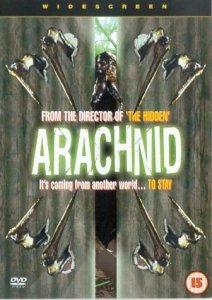 Arachnid-DVD