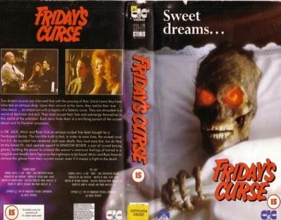 Friday's Curse-VHS6f1e29054aa
