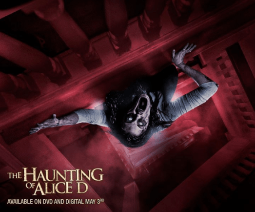 The Haunting of Alice D promo