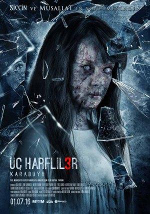 Üç Harfliler 3 poster