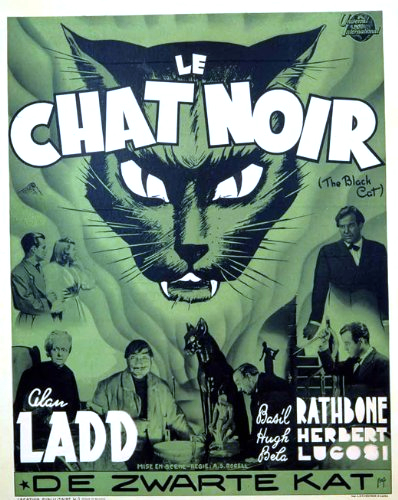 The-Black-Cat-1941-Belgian-poster