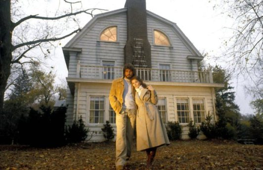 THE AMITYVILLE HORROR (1979) JAMES BROLIN, MARGOT KIDDER AMH 001