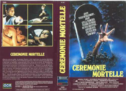 ceremonie-mortelle-mortuary-1981-french-vhs