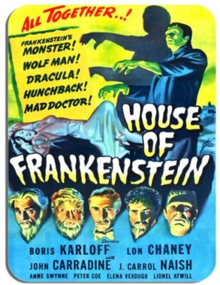 house-of-frankenstein-1944-universal-classic-horror-mouse-mat