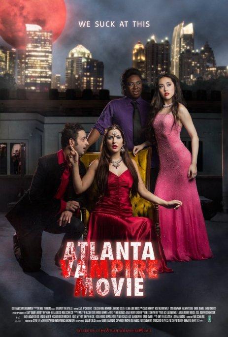Atlanta movies vampires suck