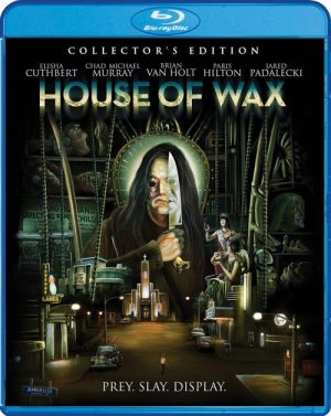House-of-Wax-movie-film-horror-2005-Scream-Factory-Blu-ray-Joel-Robinson-cover-artwork
