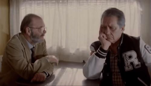Lucio Fulci and Brett Halsey discuss Demonia