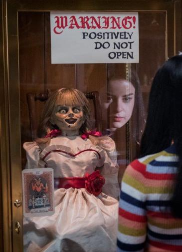 Annabelle Comes Home 2019 Reviews And Overview Movies And Mania