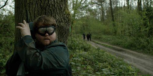 Killer-Weekend-FUBAR-reviews-film-movie-comedy-horror-2018-British-paintball-in-woods