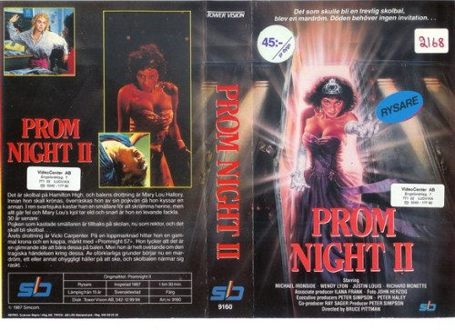 HELLO MARY LOU: PROM NIGHT II (1987) Reviews and overview - MOVIES and MANIA