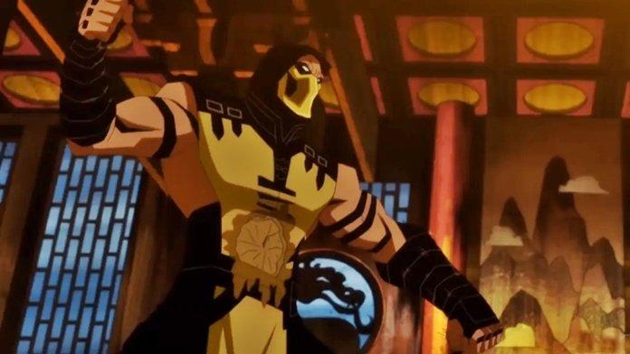 mortal kombat legends scorpions revenge kitana