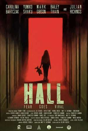Hall-movie-film-horror-Canadian-2020-review-reviews-poster