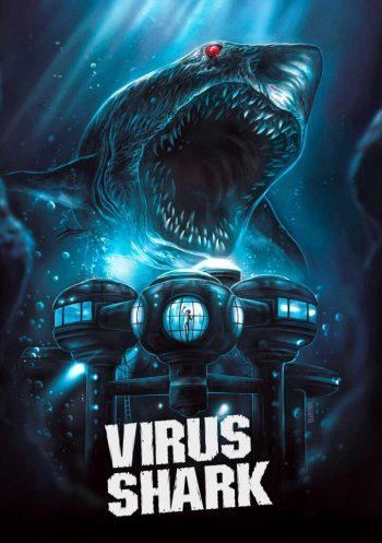 Virus Shark movie film poster