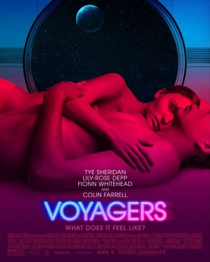Voyagers-movie-film-sci-fi-thriller-paranoia-madness-2021-Neil-Burger-poster