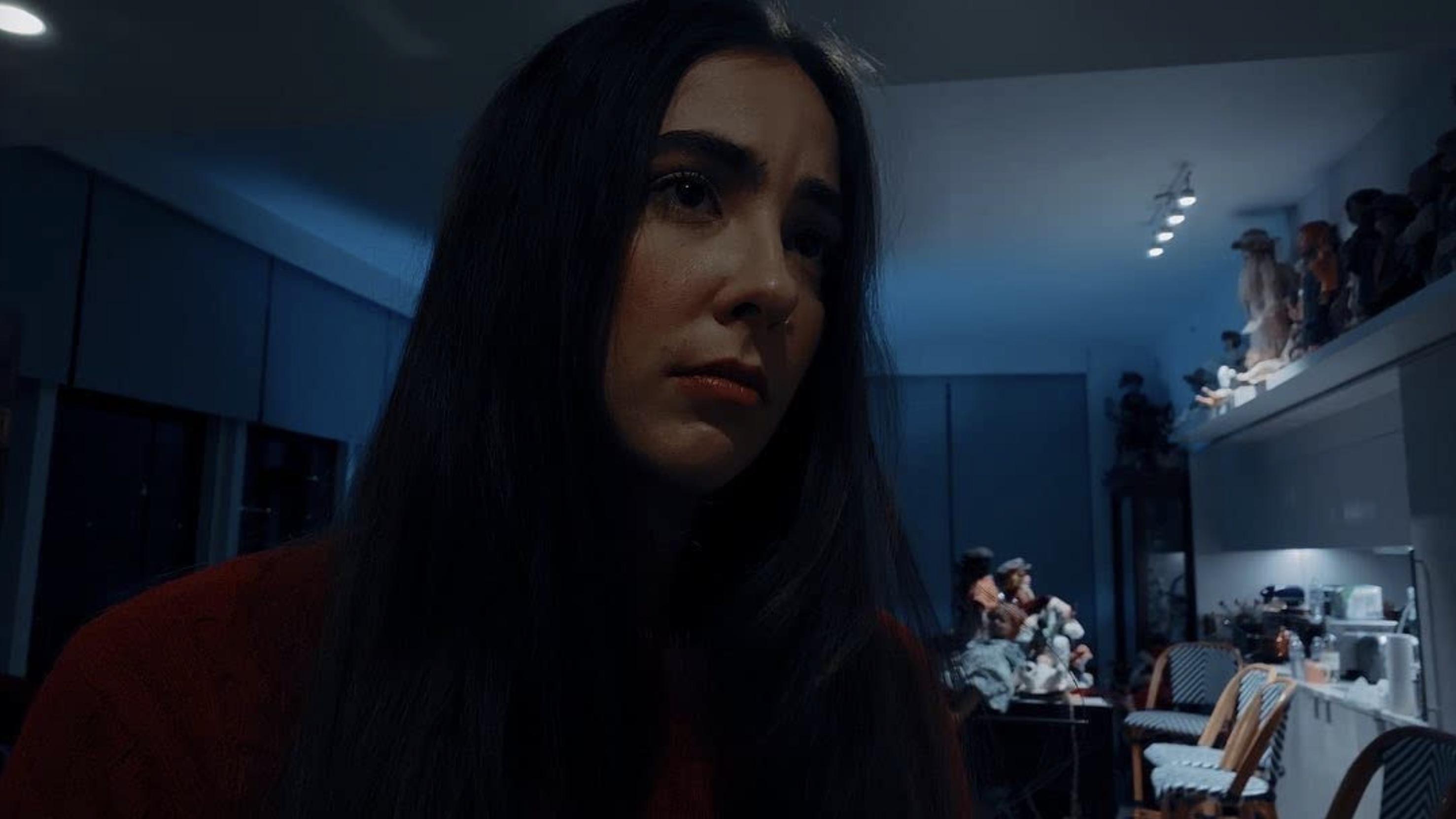 Phim  Lời Nguyền Búp Bê - Doll Face (2021) Full Online