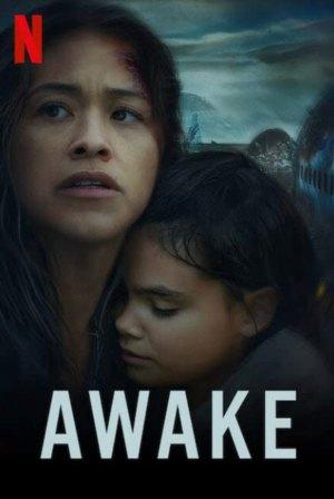Awake-movie-film-post-apocalpse-thriller-Netflix-2021-Gina-Rodriguez-Ariana-Greenblatt