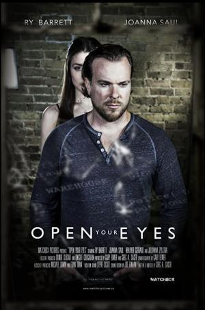 Open-Your-Eyes-movie-film-horror-2021-Ry-Barrett-Joanna-Saul-review-reviews-poster