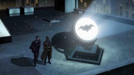 Batman-The-Long-Halloween-Part-Two-movie-film-animated-2021-Warner-Bros-Harvey-Dent-James-Gordon-Bat-signal