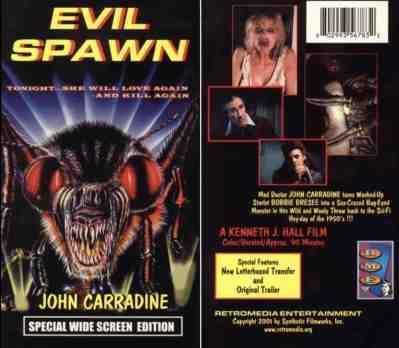 Evil-Spawn-movie-film-sci-fi-horror-Bobbie-Bresee-Retromedia-Entertainment-DVD-sleeve-review-reviews