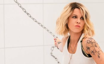 Jolt-Kate-Beckinsale-movie-film-2021-chained-review-reviews