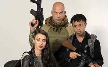 Robotapocalypse-movie-film-sc-fi-action-The-Asylum-review-Tito-Ortiz-Katalina-Viteri-Noah-Jay-Wood