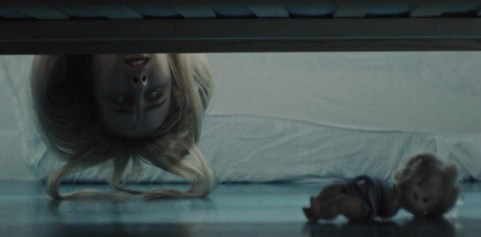 The-Kindred-movie-film-horror-British-2021-Frightfest-doll-under-the-bed