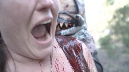 Badass-Bunyip-movie-film-comedy-horror-Australian-Ozploitation-2021-review-reviews-monster