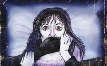 Bedridden-movie-film-horror-thriller-2021-Dakota-Thomas-poster-detail